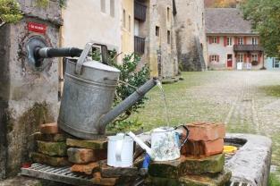 Abbatiale de Romainmotier (Suisse)